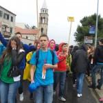 SHKM Dubrovnik, mladi župe sv. Blaža