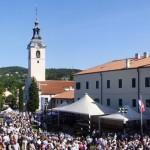 Župno hodočašće župe sv. Blaža u svetište Gospe Trsatske