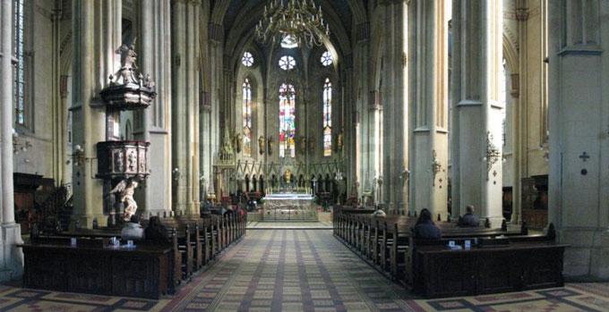 Molitva za branitelje u katedrali