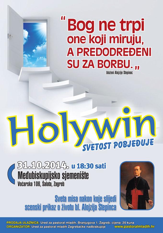 Holywin - svetost pobjeđuje