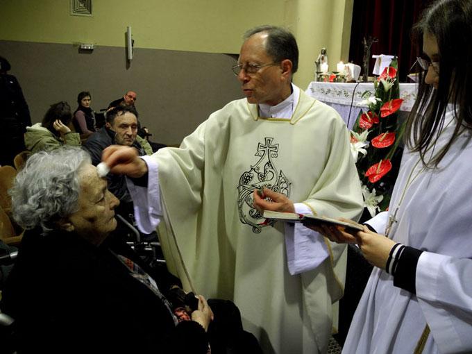 Dan starijih i bolesnih, župa sv. Blaža