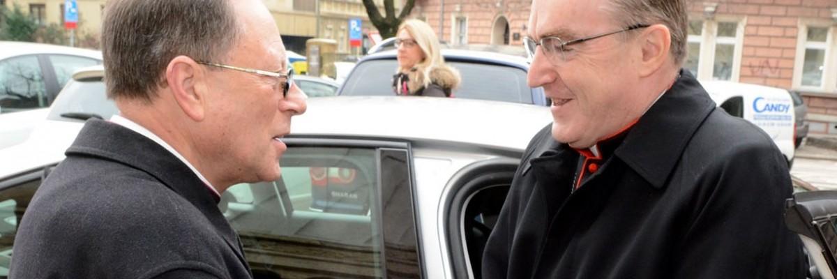 Personalne promjene u Zagrebačkoj nadbiskupiji