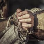 Muka Kristova, križ, Veliki Petak