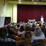 Znanost i Vjera, akademik Vladimir Paar, župa sv. Blaža