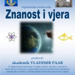 Vladimir Paar, Znanost i vjera, Hrvatsko katoličko društvo prosvjetnih djelatnika