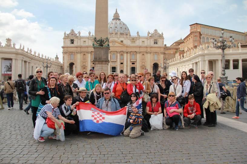 Sv. Baž, Rim 2015.