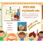 sveta misa- djeca
