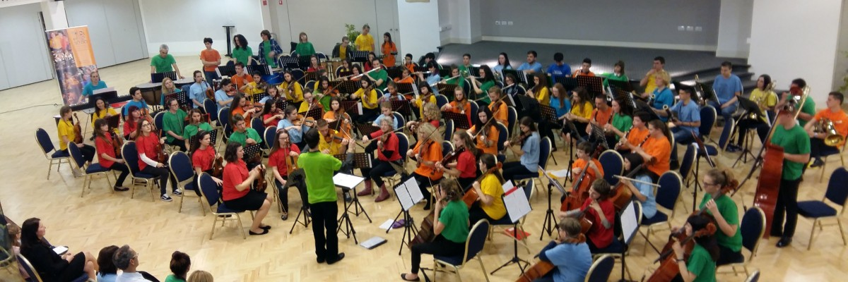 Koncert SO DO simfonijskog orkestra mladih