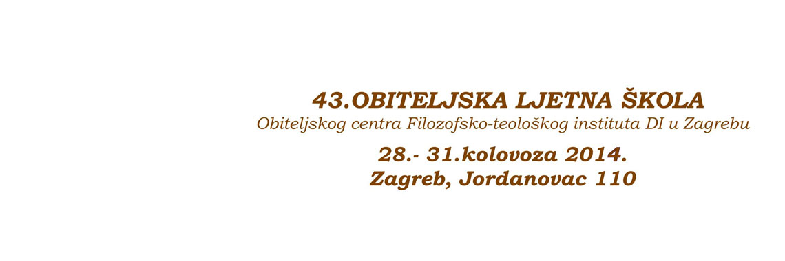 43. obiteljska ljetna škola na FFDI